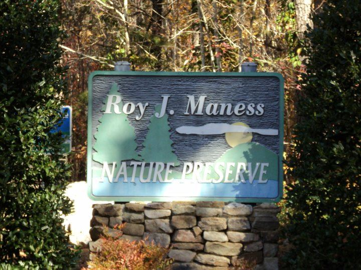 Roy J. Maness Nature Trail